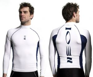 FOURTH ELEMENT <BR>H001,<BR> MEN'S LONG SLEEVED HYDROSKIN